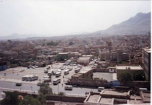 Sana'a - a view of the city.jpg