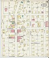 Sanborn Fire Insurance Map from Fairmount, Grant County, Indiana. LOC sanborn02328 001-2.jpg