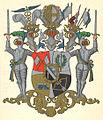 Sandels (grevlig) - vapen (Adelskalendern 1913).jpg