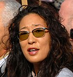 Sandra Oh WGA adjusted