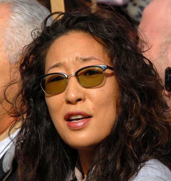 Sandra Oh -Filmography