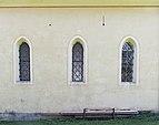 Sankt Georgen am Laengsee Wolschart Wallfahrtskirche Maria Sieben Schmerzen N-Wand 12092015 7331.jpg