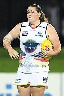Sarah Perkins Australian rules footballer (born 1993)
