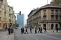 Sarajevo Tram-Line Marijin-Dvor 2011-10-28 (2).jpg