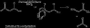 Sarcosine dehydrogenase - Image: Sarcosine Mechanism
