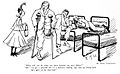 Satire; war-wounded rehabilitation Wellcome L0023556.jpg