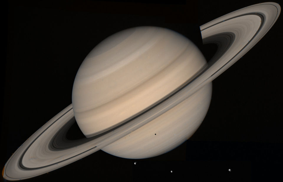 File Saturn Planet Large Rotated Jpg Wikimedia Commons