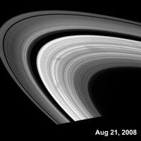 File:Saturn ring spokes PIA11144 secs0to7.5 20080821.ogv