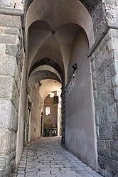 Savona vault-covered street.jpg