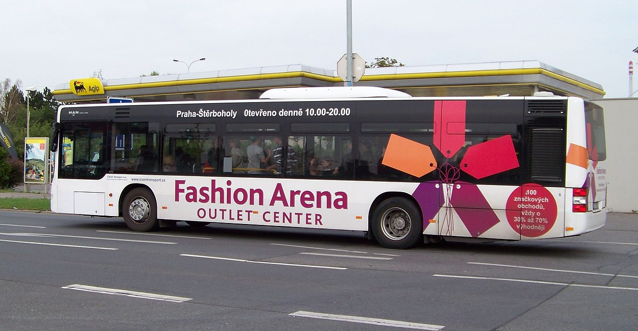 Fashion Arena Prague Outlet Tschechische Republik