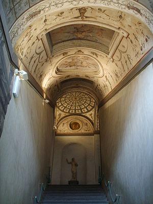 Marco Marchetti - Palazzio Vecchio stairway in Florence