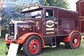 "Scammell Showtrac JFJ 367 ""The Showman"" of Anderton ^ Rowland, Antrim June 1990 - Flickr - sludgegulper.jpg"