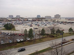 Woodfield Mall - Image: Schaumburg 1
