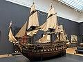 Scheepsmodel William RexModel van een linieschip van 74 stukken pic2.jpg