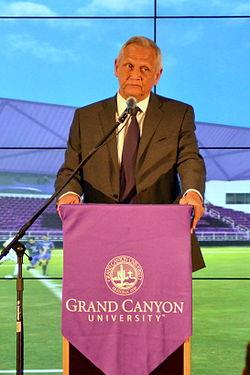 Schellas Hyndman GCU Press Conference.JPG