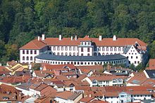 Schloss Elisabethenburg in Meiningen (Quelle: Wikimedia)