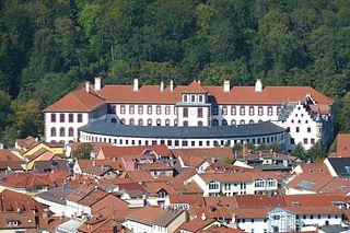 Elisabethenburg Palace