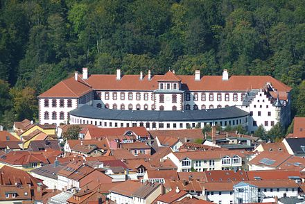 Elisabethenburg Palace, the residence of the Dukes of Saxe-Meiningen Schloss01.jpg