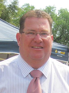 Scott Buchholz Australian politician