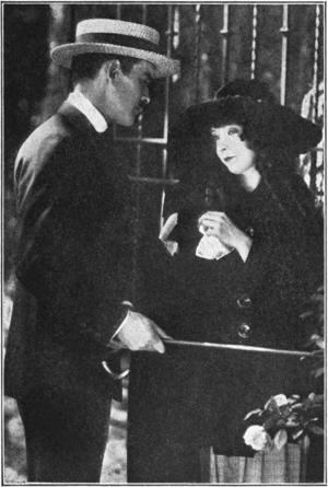 The Greatest Question - Robert Harron and Lillian Gish