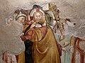 Scuola pistoiese, bacio di giuda e cattura di cristo, xiv secolo 02.jpg