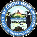 Seal of Costa Mesa, California.png
