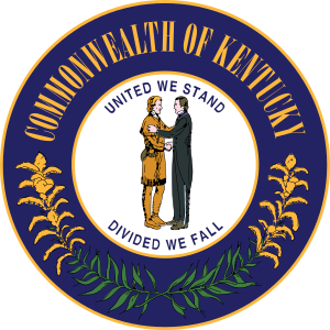 English: Great Seal of the State of Kentucky