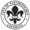 Official seal of Natchitoches, Louisiana