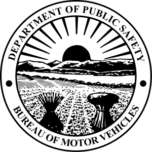Seal of the Ohio Bureau of Motor Vehicles Source