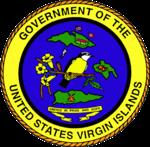 Wappen der Amerikanischen Jungferninseln
