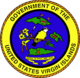 Seal of United States Virgin Islands.