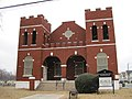 Second Congregational Church Walker Ave Dr Hollis F Price St Memphis TN 03.jpg