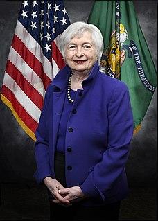 Janet Yellen 78th United States secretary of the treasury