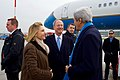 Secretary Kerry Chats With Ambassador and Mrs. Emerson Upon Arrival in Hamburg (30678702833).jpg