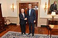 Secretary Kerry Shakes Hands With IAEA Director General Amano (10594299685).jpg