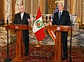 Secretary Tillerson Participates in Joint Press Conference With Peruvian President Kuczynski (39221657325).jpg