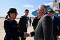 Secretary Tillerson Shakes Hands With a Member of the Italian Armed Forces Before Departing Pisa (33160739133).jpg