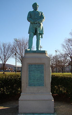 Launt Thompson - Image: Sedgwick Statue