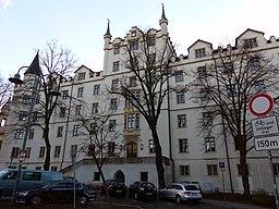 Semper-Kaserne Wendischer Graben 3 Bautzen 1