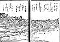 Senba lake old drawing tokiwa 03.jpg