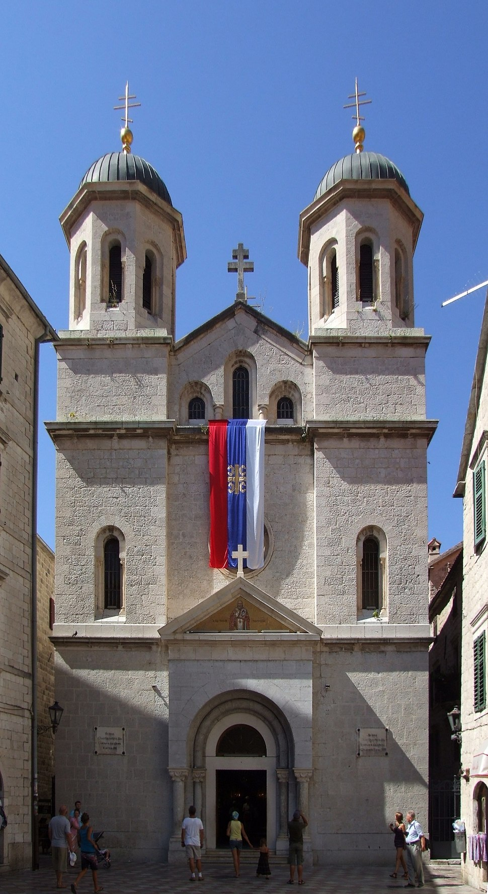 Serbian Orthodox Church in Kotor