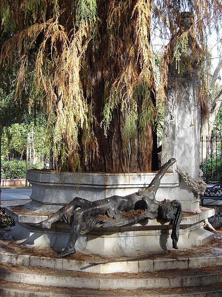 Archivo:SevillaGlorietaDeBecquer02.JPG