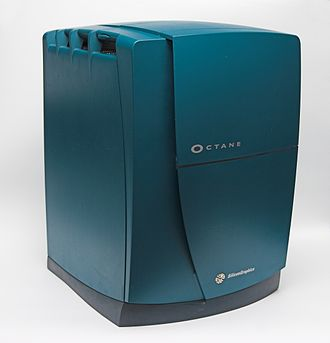Silicon Graphics - SGI Octane