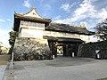 Shachinomon Gate of Saga Castle 3.jpg