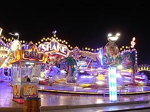 Mondial (amusement ride manufacturer) - Shake