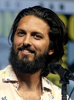 Shazad Latif British actor