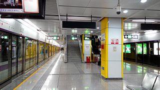 Shangshuijing station