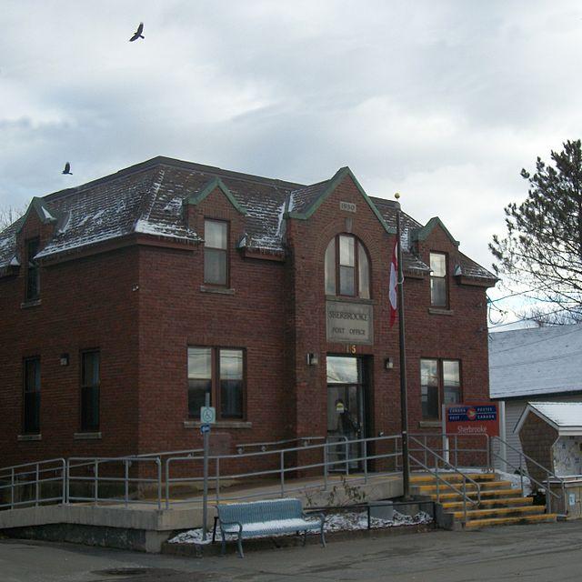 Sherbrooke and Sherbrooke Village
