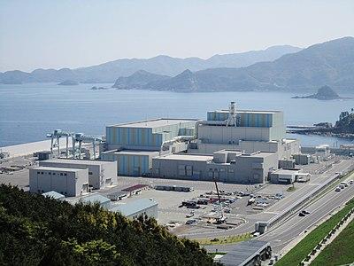 Picture of 島根原子力発電所