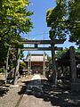 Shirahige Shrine (Ogaki, Gifu).JPG